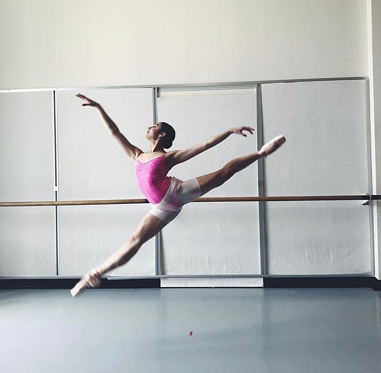 Stacey guides Ballet Dancer Malena Ani is featured in 2 of the courses in the flexibility master classes series, preparing her to train with the professional division of Pacific Northwest Ballet.