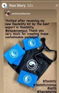 Flexibility Kit Stacey Posture Strap